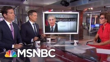 Could Democrats Be Disappointed By Mueller's Testimony? | Velshi & Ruhle | MSNBC 6