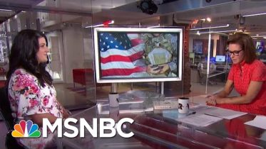 Why Most Rape Victims Stay Quiet Instead Of Reporting It | Velshi & Ruhle | MSNBC 6