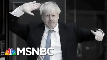 Boris Johnson, The Britain Trump   All In   MSNBC 6