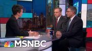 FBI Director Christopher Wray Not Particularly Attentive To Mueller Findings | Rachel Maddow | MSNBC 5