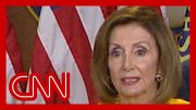 Pelosi: We have several considerations on impeachment 5