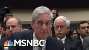 Mueller: Trump Asked Staff To Falsify Records To Protect Himself Related To Investigation | MSNBC 3