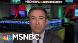 Melber: Robert Mueller Swung A 2x4 In His Own Slow, Methodical Way | MSNBC 8
