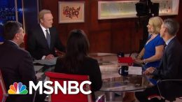 Panel: Plenty Of Evidence For Obstruction Of Justice | The Last Word | MSNBC 2