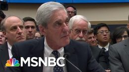 Some Surprises Among Damning Mueller Testimony, Bad Day For Donald Trump   Rachel Maddow   MSNBC 9