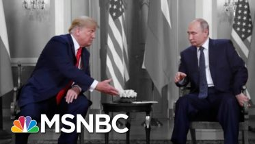 Senate Intel Report: Russia Targeted Voting Systems All 50 States In 2016 | The 11th Hour | MSNBC 10