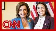 Pelosi describes meeting with AOC to 'clear the air' 5
