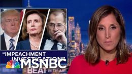 Escalation: Dems Launch 'Impeachment Investigation' On Trump | The Beat With Ari Melber | MSNBC 9