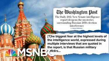 Senate Intel Report Details Extensive Russian Interference In 2016 Election | Deadline | MSNBC 2