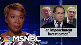 An 'Impeachment Investigation' No Matter The Name | The Last Word | MSNBC 3