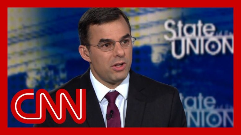 Justin Amash on what his GOP colleagues say privately 1
