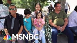 Trump Policies Create Chaos On Both Sides Of The Border | The Last Word | MSNBC 1