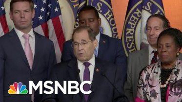 Context Of President Donald Trump Impeachment Improves Democrats' Legal Case   Rachel Maddow   MSNBC 5