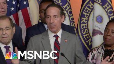 Democrats Broach Impeachment In Bid For Robert Mueller Grand Jury Info | Rachel Maddow | MSNBC 6