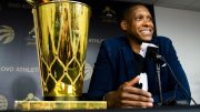 What's Masai Ujiri's new plan for the Raptors now that Kawhi is gone? 3