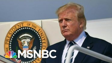 Trump Sides Against U.S. Airline Executives At Heated Meeting | MSNBC 6