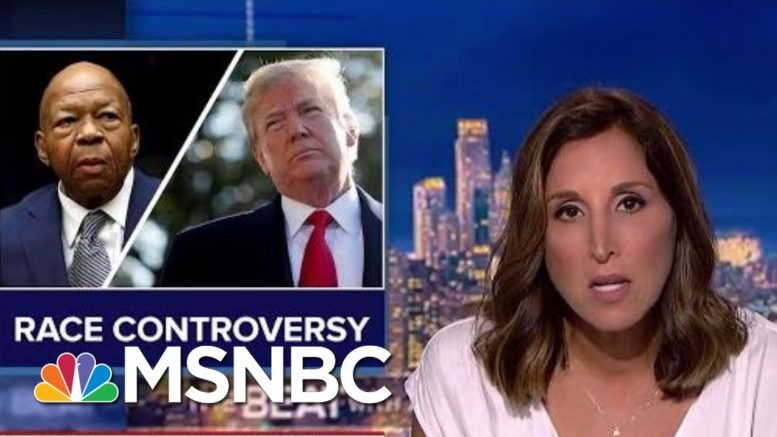 Trump Deploys Race Attacks As Political Tactic   The Beat With Ari Melber   MSNBC 1