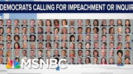 Impeaching Trump Is On The 'Right Side Of History' | The Beat With Ari Melber | MSNBC 5