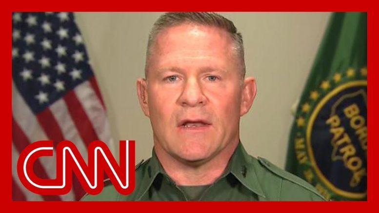 Border patrol disputes NYT report about border facilities 1