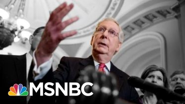 McConnell Bristles At 'Moscow Mitch' After Blocking Election Security Bill   The 11th Hour   MSNBC 6