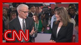 Watch Marianne Williamson's interview with Anderson Cooper 4
