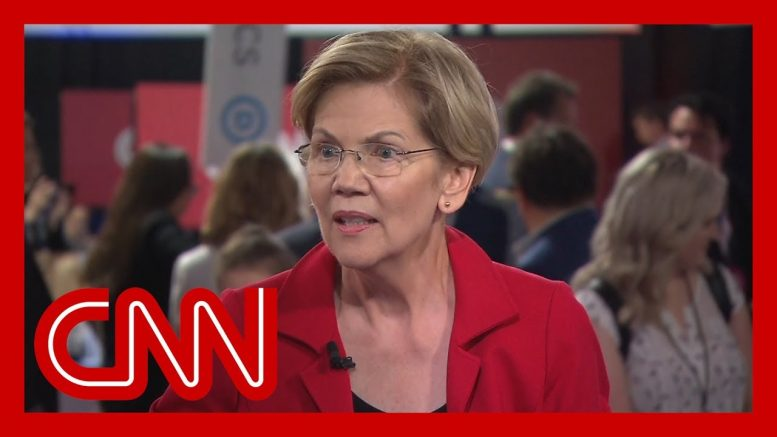 Elizabeth Warren: We won't win this moment with spinelessness 1