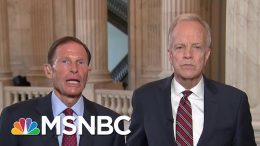 Senators Call For Oversight In Olympic Sports | Morning Joe | MSNBC 1