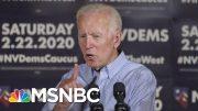 Joe Biden Takes Huge Lead With Black And White Voters | Morning Joe | MSNBC 5