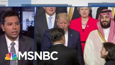 New Report Reveals How Saudi Arabia Makes Dissidents Disappear   The Beat With Ari Melber   MSNBC 6