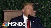 'Deport Hate': Watch Protester Take On Trump And MAGA Crowd | The Beat With Ari Melber | MSNBC 3