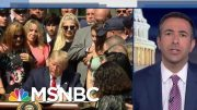 Line Crossed: Trump's Own Ex-Staffer Says He's 'Exploiting' 9/11 | The Beat With Ari Melber | MSNBC 3