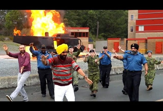 Meet the man behind the viral Canadian Forces bhangra video 1