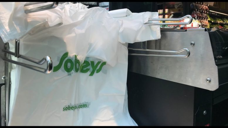 Sobeys joins the movement banning plastic bags by 2020 1