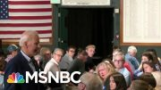 Joe Biden Defends Telling War Story After Report He Got Facts Wrong | Velshi & Ruhle | MSNBC 3