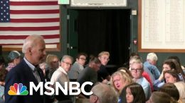 Joe Biden Defends Telling War Story After Report He Got Facts Wrong | Velshi & Ruhle | MSNBC 6
