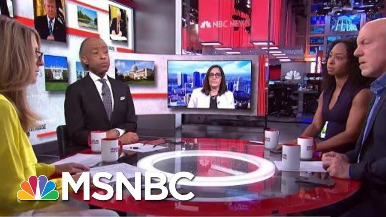 A New Low In The Administration's Cruelty Towards Immigrants | Deadline | MSNBC 1