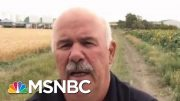 Farmers Rips Trump Trade: We Lost Everything Since He Took Over   The Beat With Ari Melber   MSNBC 5