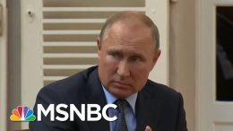 What Is Vladimir Putin Up To Now? | The Last Word | MSNBC 4