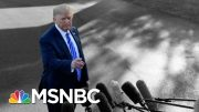 Trump Declassifies Iran Pic Via Tweet As Hurricane Dorian Grows Stronger | The 11th Hour | MSNBC 5