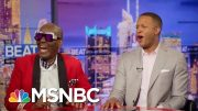 Dapper Dan On Gucci, 'The Breakfast Club 'Sharks' And Disney | The Beat With Ari Melber | MSNBC 4