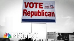 What Rep. Will Hurd's Retirement Really Means For Trump's Republican Party | The 11th Hour | MSNBC 1