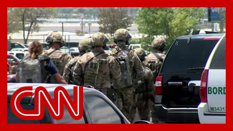 El Paso witness: A kid ran into store to warn us of shooter and no one paid attention 1