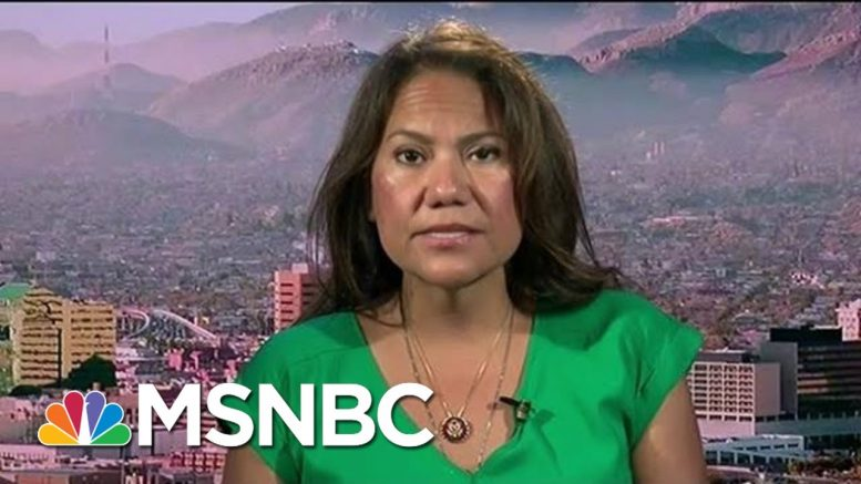 President Donald Trump Should Not Come To El Paso, Says Congresswoman | Morning Joe | MSNBC 1