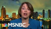 Sen. Klobuchar: It's Time To Ask Lawmakers 'What Side Are You On?'   Velshi & Ruhle   MSNBC 3