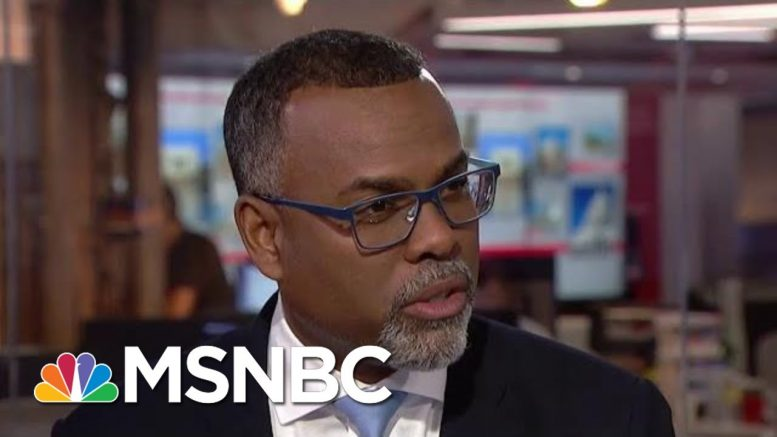Blaming President Donald Trump Is Too Easy: This Is Us.   Deadline   MSNBC 1
