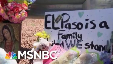 On Mass Shootings, 'The Silence Is Deafening.' | MTP Daily | MSNBC 6
