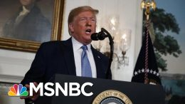 'Denouncing' Racist Rhetoric - The Day That Was | MSNBC 6