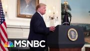 #ForFactsSake: President Trump's Words And Actions On Guns Don't Match | Velshi & Ruhle | MSNBC 2