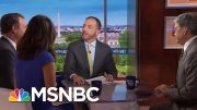 Unpacking The Trump Presidency: 'How Can You Say It's Working?' | MTP Daily | MSNBC 3