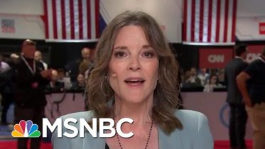 Marianne Williamson Apologizes For Calling Depression 'A Scam'   The Beat With Ari Melber   MSNBC 10